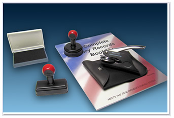Deluxe Notary set