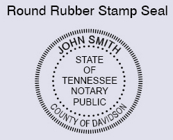 Enter Your Name As It Appears On Notary Commission Required County